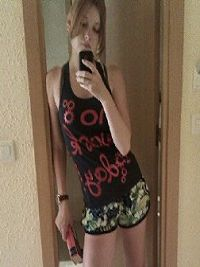 Girl Penelope in Nusaybin