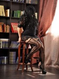 Prostitute Galina in Hungary